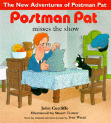 Postman Pat Misses the Show by John Cunliffe image