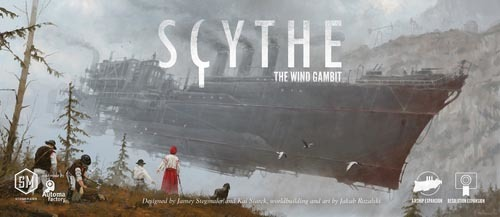 Scythe: The Wind Gambit image