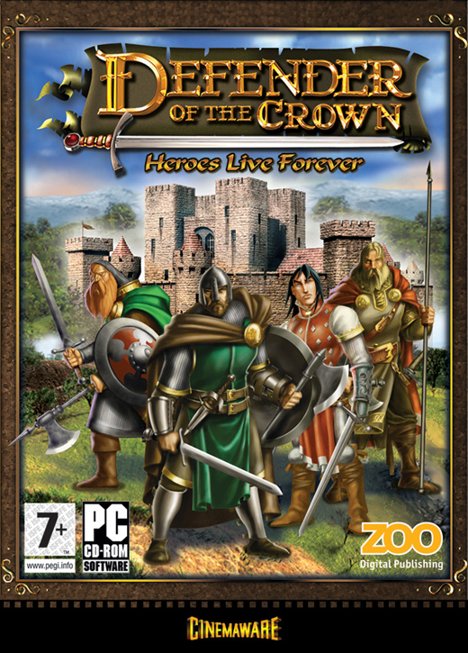 Defender of the Crown: Heroes Live Forever for PC Games image