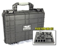 Battle Foam: The Seawolf - Black Label Case (Pluck Foam Load Out)