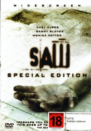Saw on DVD