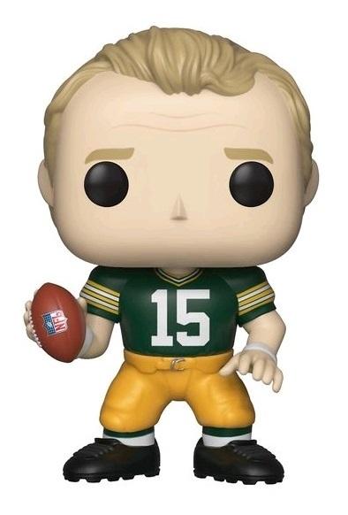 NFL: Legends - Bart Starr Pop! Vinyl Figure