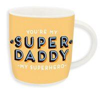 Buongiorno Mug - Super Daddy