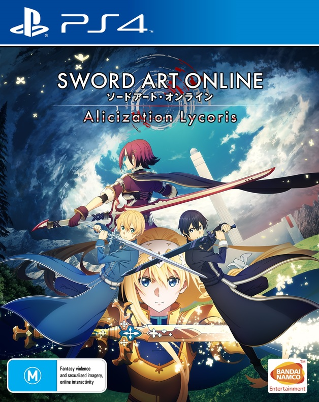 Sword Art Online: Alicization Lycoris for PS4