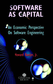 Software as Capital by Howard Baetjer image