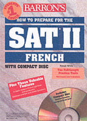 How to Prepare for the SAT II: French by Renee White image