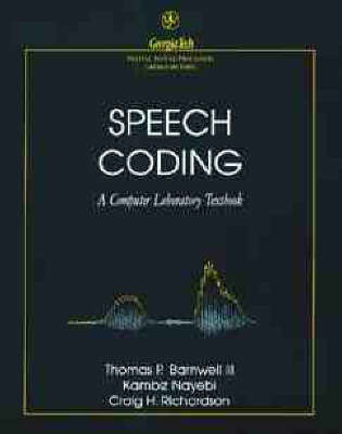 Speech Coding by Thomas P. Barnwell image