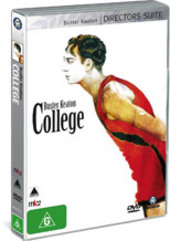 Buster Keaton - College on DVD