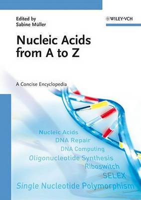 Nucleic Acids from A to Z: A Concise Encyclopedia image