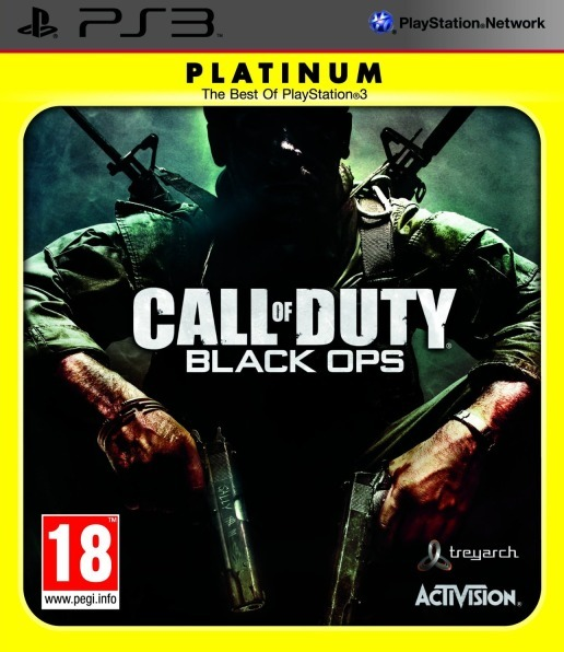 Call of Duty: Black Ops (Platinum) for PS3 image