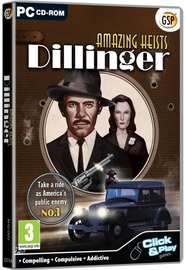 Amazing Heists Dillinger for PC Games