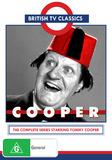 Cooper on DVD