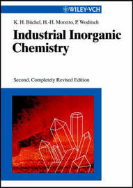 Industrial Inorganic Chemistry by Werner Buchner image