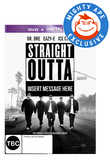 Straight Outta Compton - Personalised Cover DVD
