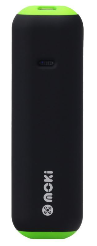 Moki PowerBank 2600 - Black