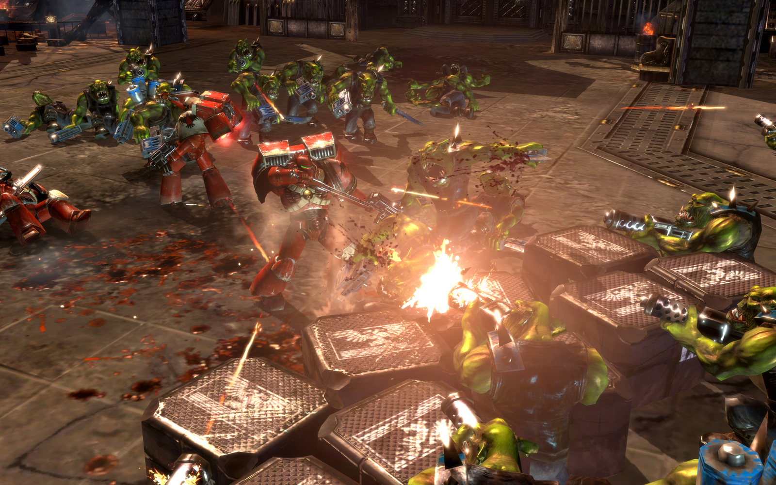 Warhammer 40,000: Dawn of War III for PC image