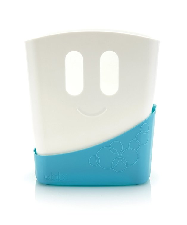 Ubbi Bath Toy Drying Bin (Robins Egg Blue)