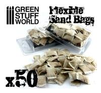 Green Stuff World: Flexible Sandbags Pack (50pc)