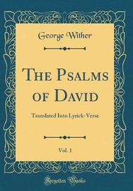 The Psalms of David, Vol. 1 by George Wither image