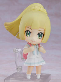 Nendoroid Lively Lillie (Pokemon) - Articulated Figure