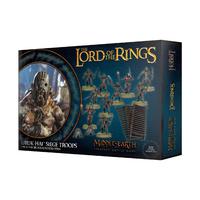 Lord of the Rings: Uruk-hai Siege Troops
