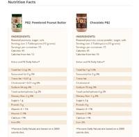 PB2 Powdered Peanut Butter - Chocolate (184g)