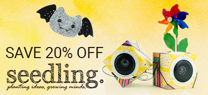 20% off Seedling!