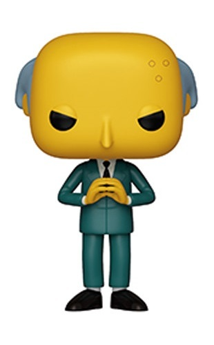 The Simpsons - Mr Burns Pop! Vinyl Figure