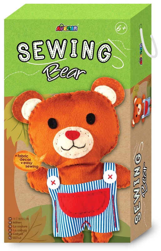 Avenir: Sewing Doll Kit - Bear