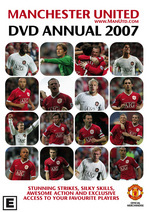 Manchester United - DVD Annual 2007 on DVD