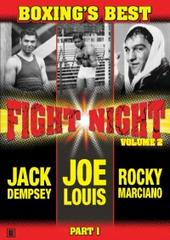 Fight Night - Vol 2: Boxing's Best  Part 1 on DVD