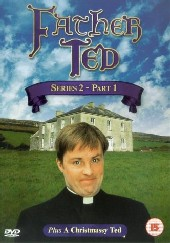 Father Ted Series 2: Part 1 on DVD
