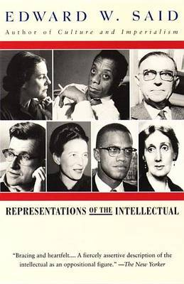 Representations of the Intellectual by Edward W. Said image