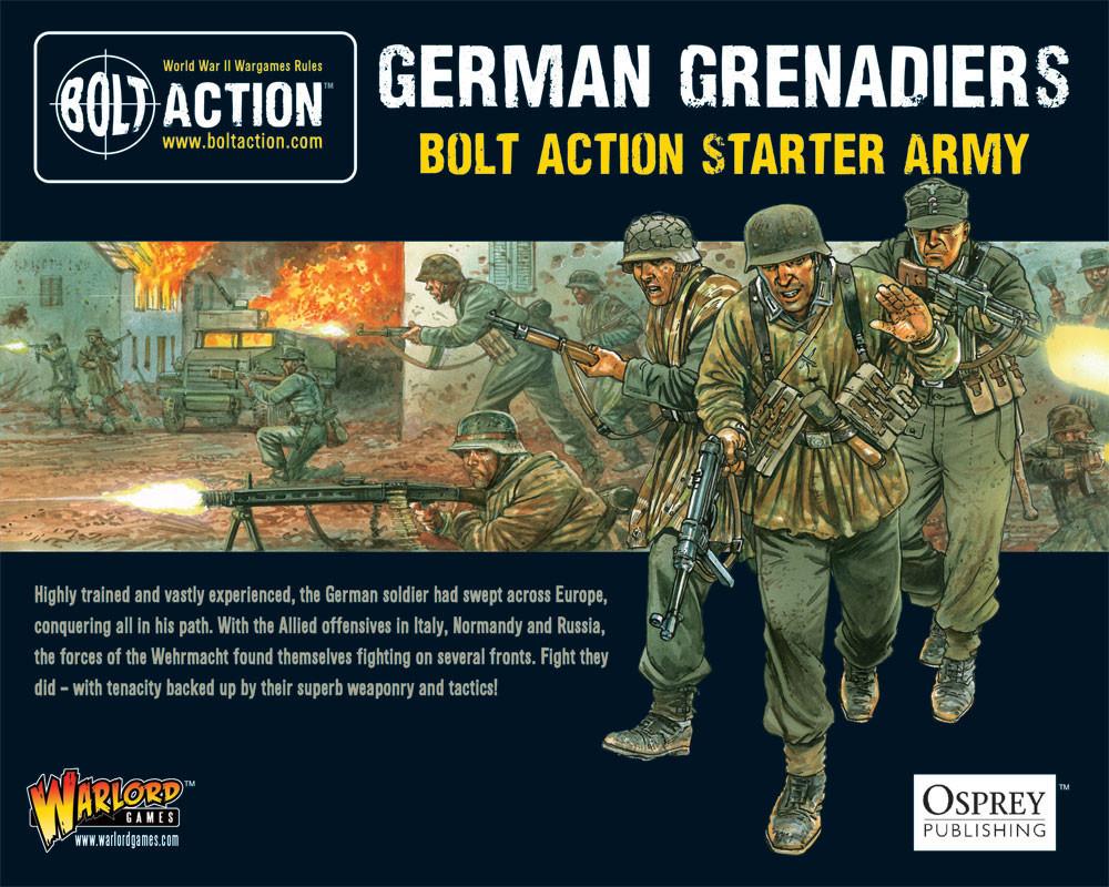 German Grenadiers Starter Army image