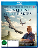 Conquest of the Skies with David Attenborough on Blu-ray
