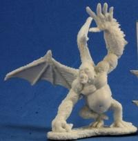 Dark Heaven Bones: Ape Demon