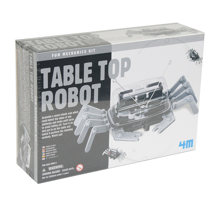 4M: Table Top Robot image