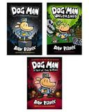Dog Man Collection 1-3 by Pilkey,Dav
