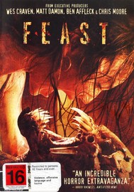 Feast on DVD image