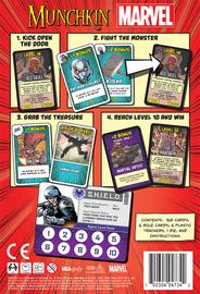 Munchkin: Marvel - Card Game image