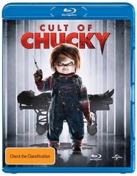 Cult Of Chucky on Blu-ray image