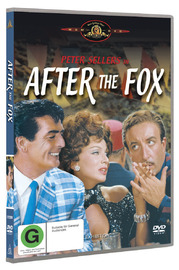 After The Fox on DVD image