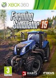 Farming Simulator 2015 (Greatest Hits) for Xbox 360
