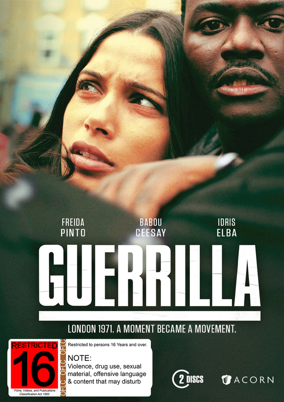 Guerrilla on DVD