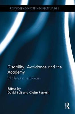 Disability, Avoidance and the Academy image