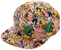 Looney Tunes: All Over Print - Sublimated Cap