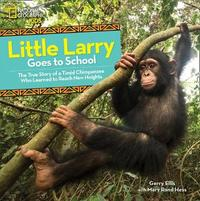 Little Larry Goes to School by Gerry Ellis image