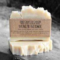 The Crafty Chook Burly Bloke Soap