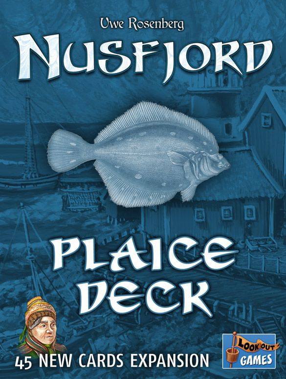Nusfjord: Plaice Deck - Expansion