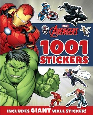 Marvel Avengers: 1001 Stickers